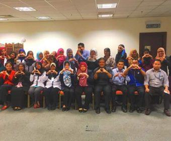 Kursus Keterampilan Imej & Pemantapan Personaliti Diri Ke Arah Kecemerlangan Organisasi | Jabatan Pendaftaran Negara Putrajaya | 22-23 November 2016
