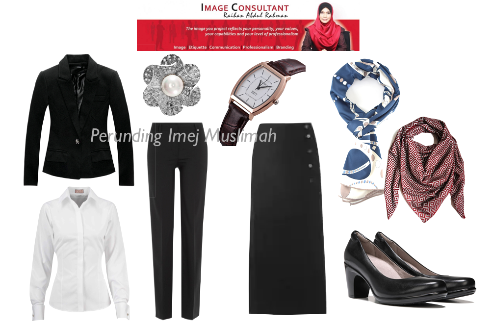 Tips pakaian temuduga dan interviu wanita