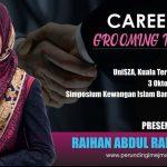 <b>Ceramah Kerjaya Dan Penataan Imej Diri</b> UniSZA Sempena BR Edu Fair Bank Rakyat | 3 Oktober 2018
