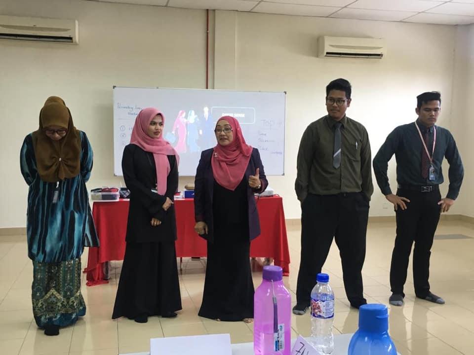 Kursus Keterampilan Diri Dan Komunikasi Berkesan KEMAS