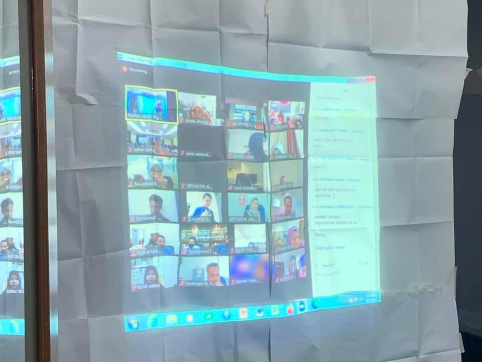 Bengkel Online Imej & Keterampilan Diri Jabatan Penerangan Malaysia
