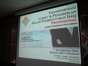 Transformasi Imej Profesional