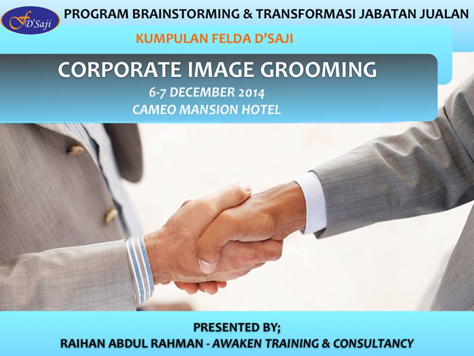 Corporate Image Grooming
