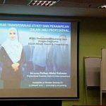 Transformasi Etiket & Penampilan Dalam Imej Profesional | MPSJ | 13 Januari 2015