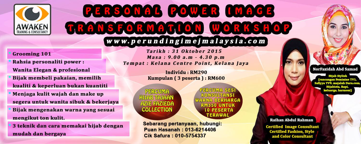 Personal Power Image Transformation