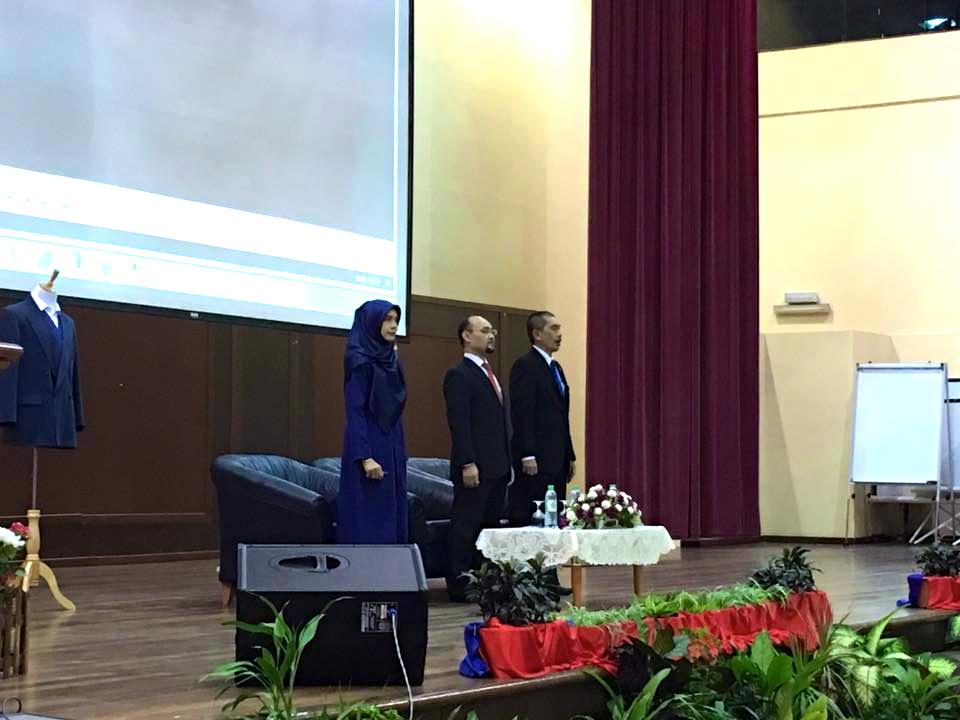 Seminar Transformasi Imej Profesional