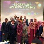 Go Elegant Go Confident |Secretary Appreciation Day Kuiscell| 25 April 2016