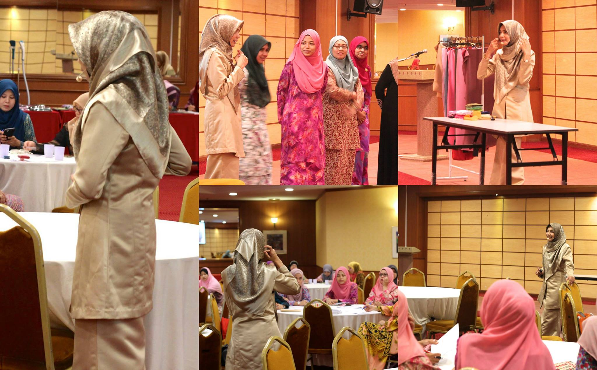Seminar Ketrampilan Muslimah Anggun