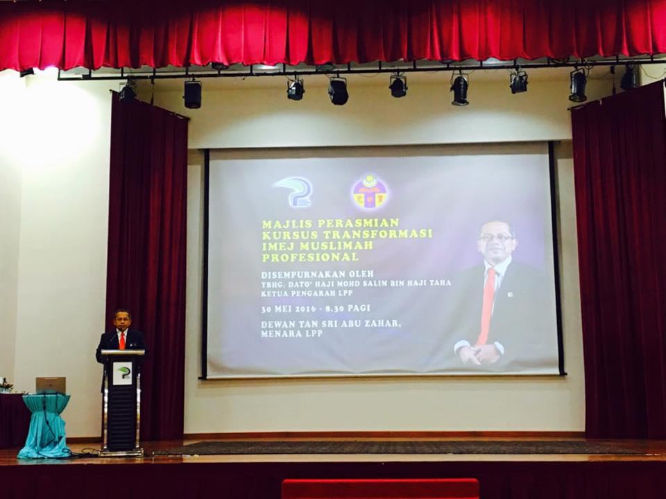 Kursus Transformasi Imej Muslimah Profesional
