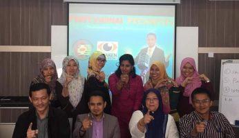 Kursus Transformasi Imej Dan Pengucapan Awam | KKM | 17 - 19 November 2016