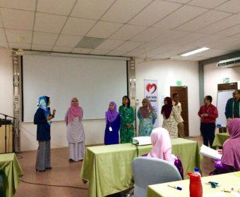 Kursus Ketrampilan Diri & Etika Profesional Penjawat Awam | JKN Johor | 18 - 19 Disember 2016