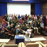 <b>Seminar 'Fly High' Pembentukan Imej Profesional Dan Kerjaya</b> | UIAM Kuantan | 16 Disember 2016