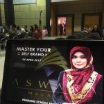 <b>Master Your Self Brand</b> ASWARA Malaysia | 4 March 2017