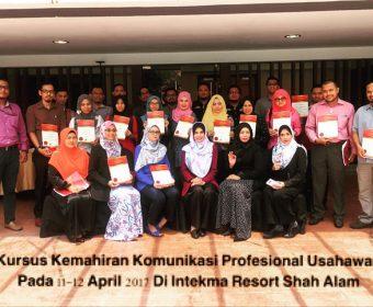 Kemahiran Komunikasi Untuk Usahawan | MARA | 11 & 12 April 2017