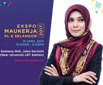 Etika BERPAKAIAN Semasa Temuduga | Ekspo Maukerja KL & Selangor | 15 April 2017