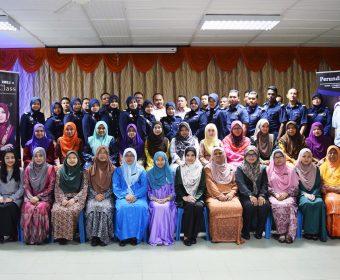 Kursus Transformasi Penampilan Dalam Pembentukan Imej Profesional | JPJ | 8 & 9 Mei 2017