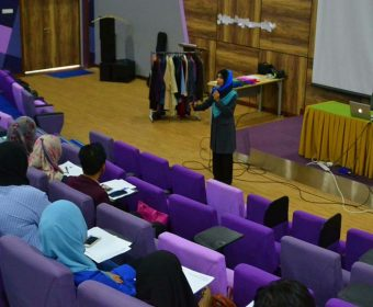 Aswara Finishing School Programme : Master Your Self Brand | 20 Mei 2017