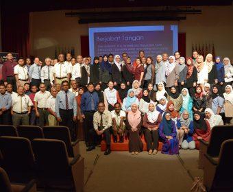 Kursus Transformasi Penampilan Dalam Pembentukan Imej Profesional | Kolej Yayasan Saad, Melaka | 22 Mei 2017