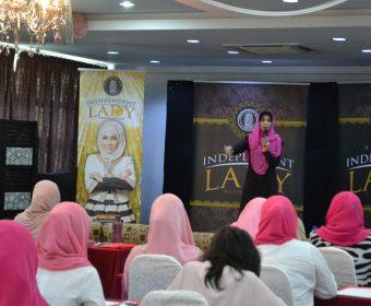 Rahsia Imej First Class: Seminar Independent Lady | 30 April 2017