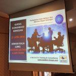 <b>Kursus Komunikasi Berkesan</b> | Perbadanan Adat Melayu Dan Warisan Negeri Selangor | 21 April 2016