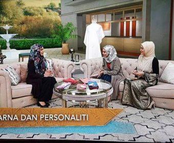 Bagaimana Mengetahui Warna Personaliti Diri Anda? | Warna & Personaliti Diri - Rancangan Bismillah Ad Dhuha Astro Oasis Pada 28 September 2017
