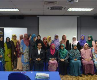 Kursus Pengurusan Majlis Dan Penampilan Dalam Imej Profesional | ANGKASA | 27 - 28 September 2017