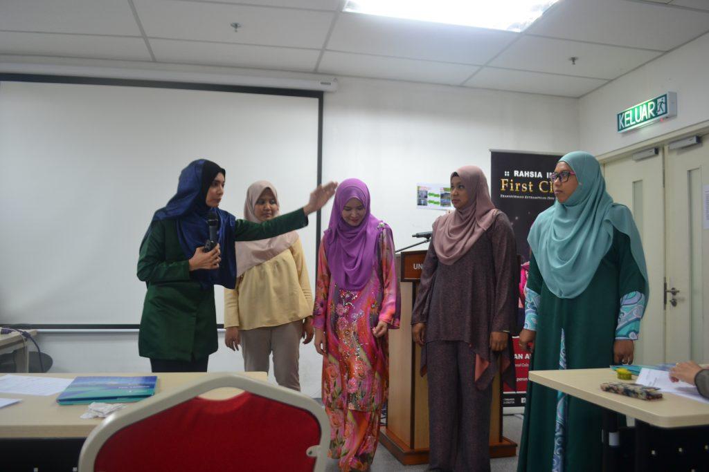 Bengkel Fesyen Muslimah