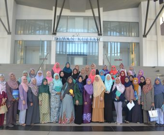 Bengkel Fesyen Muslimah : Gorgeous Till Jannah | Universiti Malaysia Pahang | 6 Oktober 2017