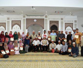Kursus Pengucapan Awam</b> | Masjid Kampung Johan Setia Klang | 21 Oktober 2017