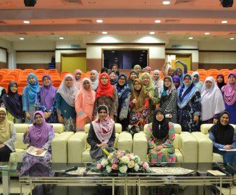 Kursus Transformasi Ketrampilan & Personaliti Profesional | PKA Kelantan | 4 November 2017