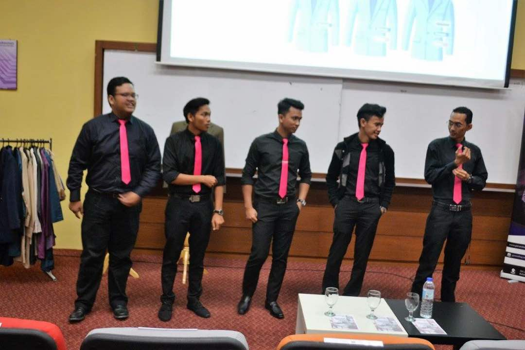 Kursus Grooming For Tomorrow's Leader