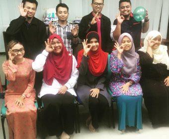 Kursus Komunikasi Berkesan | Geoprecision Tech Sdn Bhd | 8 Januari 2018