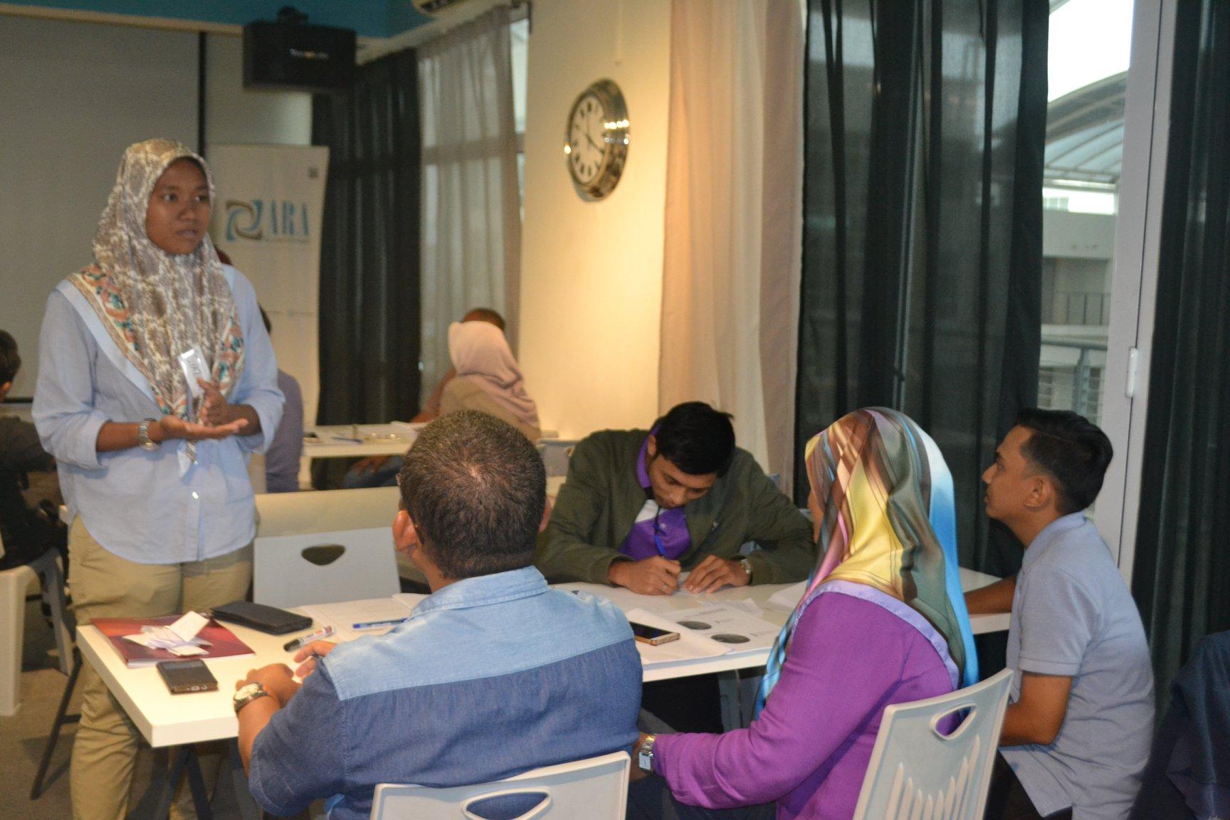 Kursus Komunikasi Berkesan : Perunding Imej Malaysia