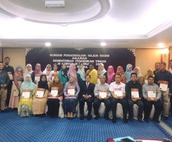 Kursus Protokol Dan Pengendalian Majlis Rasmi | KPT Malaysia | 26-28 Februari 2018