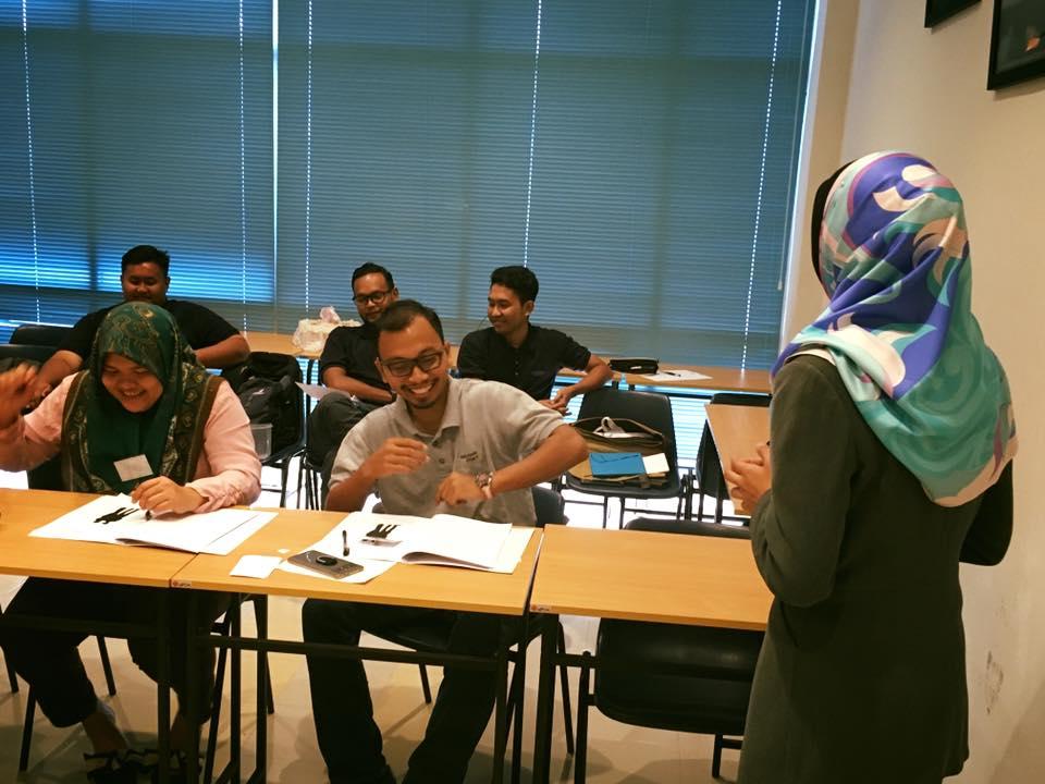 Kursus Ketrampilan Diri Dan Imej Profesional GESB