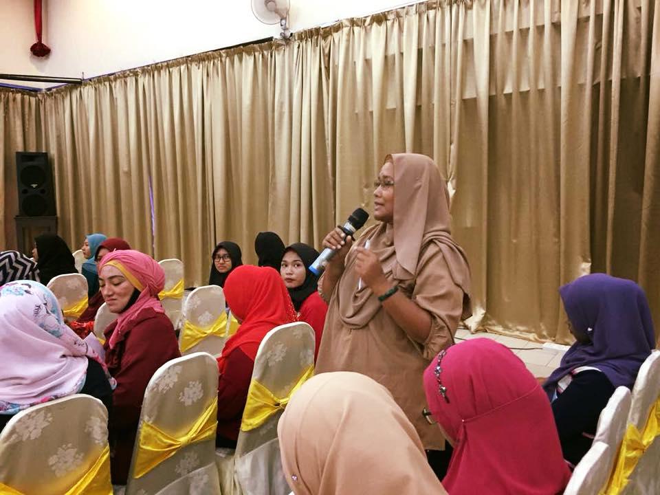 Seminar Imej Usahawan Jahitan MARA
