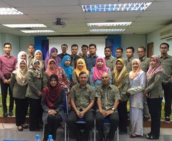 Kursus Pengucapan Awam Berkesan | Yayasan Selangor | 7 Mei 2018