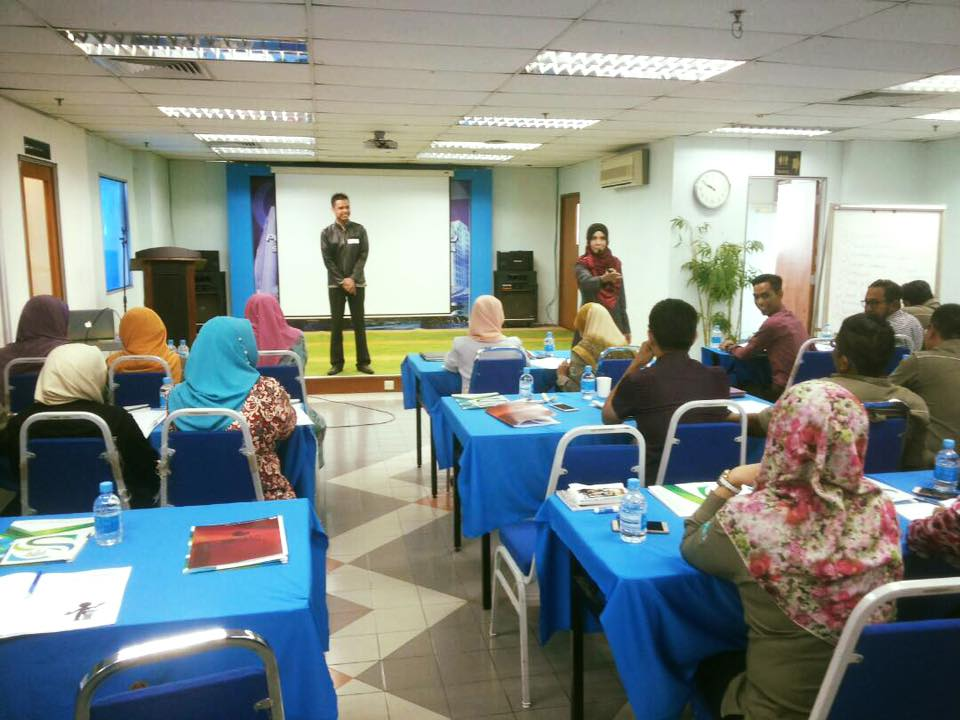 Kursus Pengucapan Awam Berkesan Yayasan Selangor
