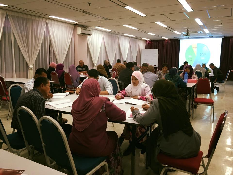 Kursus Transformasi Perkhidmatan Pelanggan Profesional UKM
