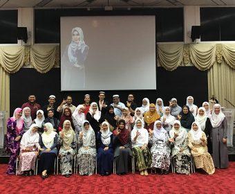 Kursus Penampilan Profesional & Etiket Sosial | Universiti Teknologi Malaysia | 6 Jun 2018
