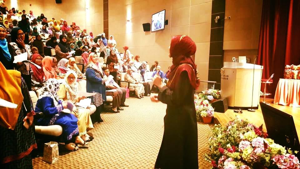 Seminar Pembentukan Imej Dan Ketrampilan Diri KAKEP