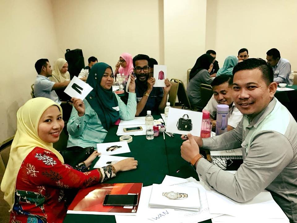 Kursus Keterampilan Diri Dan Etiket Sosial Felda