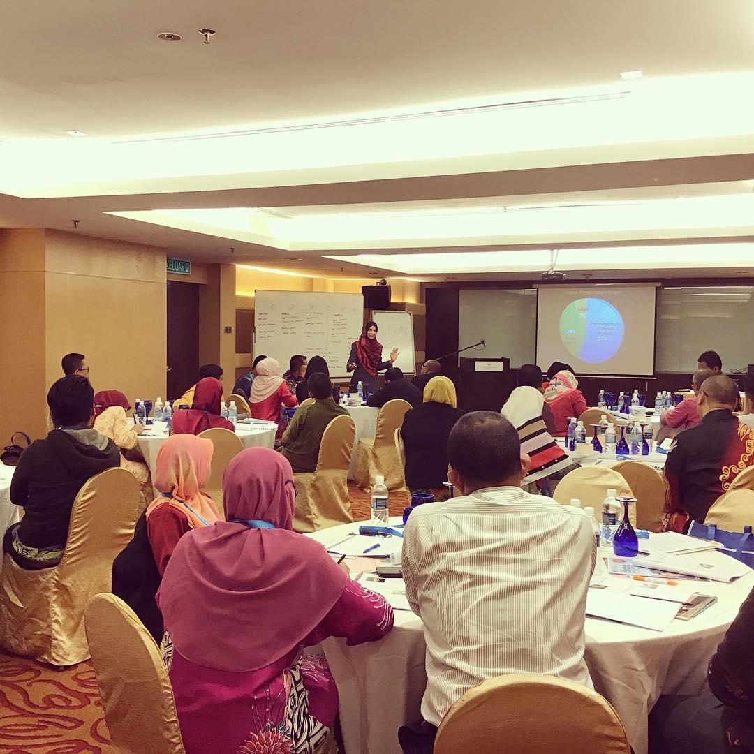 Bengkel Pengucapan Awam : Keterampilan Bertutur MBJB