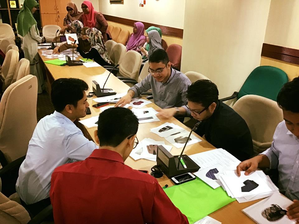 Kursus Transformasi Penampilan Dan Imej Profesional SUK Selangor