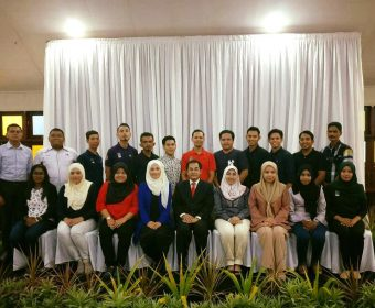 Kursus Protokol Dan Pengurusan Majlis | Seri Panglima Sdn Bhd | 10-12 Ogos 2018