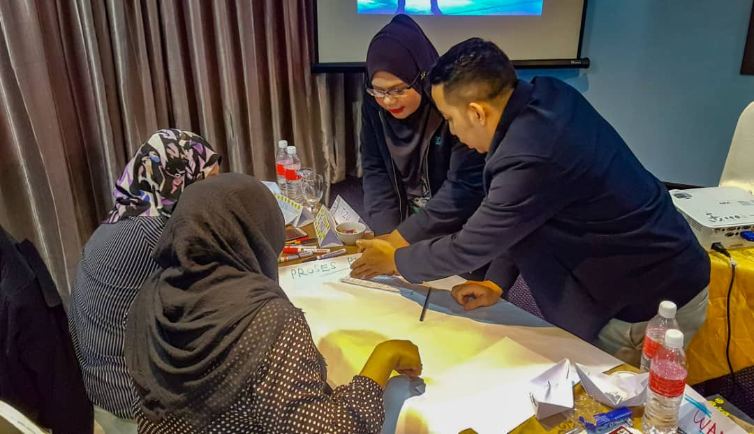Kursus Perkhidmatan Pelanggan Profesional CIDB