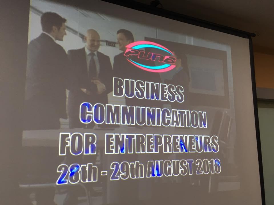 Business Communication Untuk Usahawan