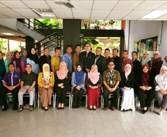 Kursus Asas Pegawai Perhubungan Awam: Pengurusan Majlis Dan Komunikasi Pelanggan Cemerlang | Jabatan Perkhidmatan Veterinar Malaysia | 31 Julai 2018 - 2 Ogos 2018