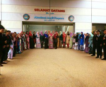 Kursus Etika Kerja Dan Keterampilan Diri | Akademi Audit Negara | 25-27 September 2018