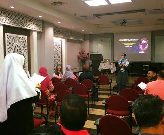 Kursus Transformasi Penampilan Dalam Imej Kelas Pertama | JAIS | 14 Ogos 2018